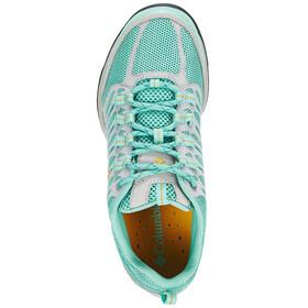 Columbia Ventrailia Razor - Chaussures Femme - gris/turquoise